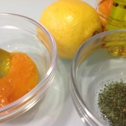 Ingredientes, el ají es lo amarillo, por eso se llama así limo. 😭